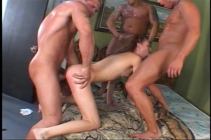 twee kutjes voor drie kerels